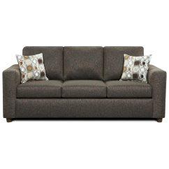 Modern Sleeper Sofa Under 1000 Stretch Slipcovers For Sofas Talbot Contemporary Vivid Onyx Fabric Dcg