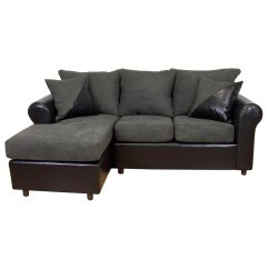 Rolled Arm Sofa Chaise Convertible Bed Lounge Furniture Tim And Sectional Bulldozer