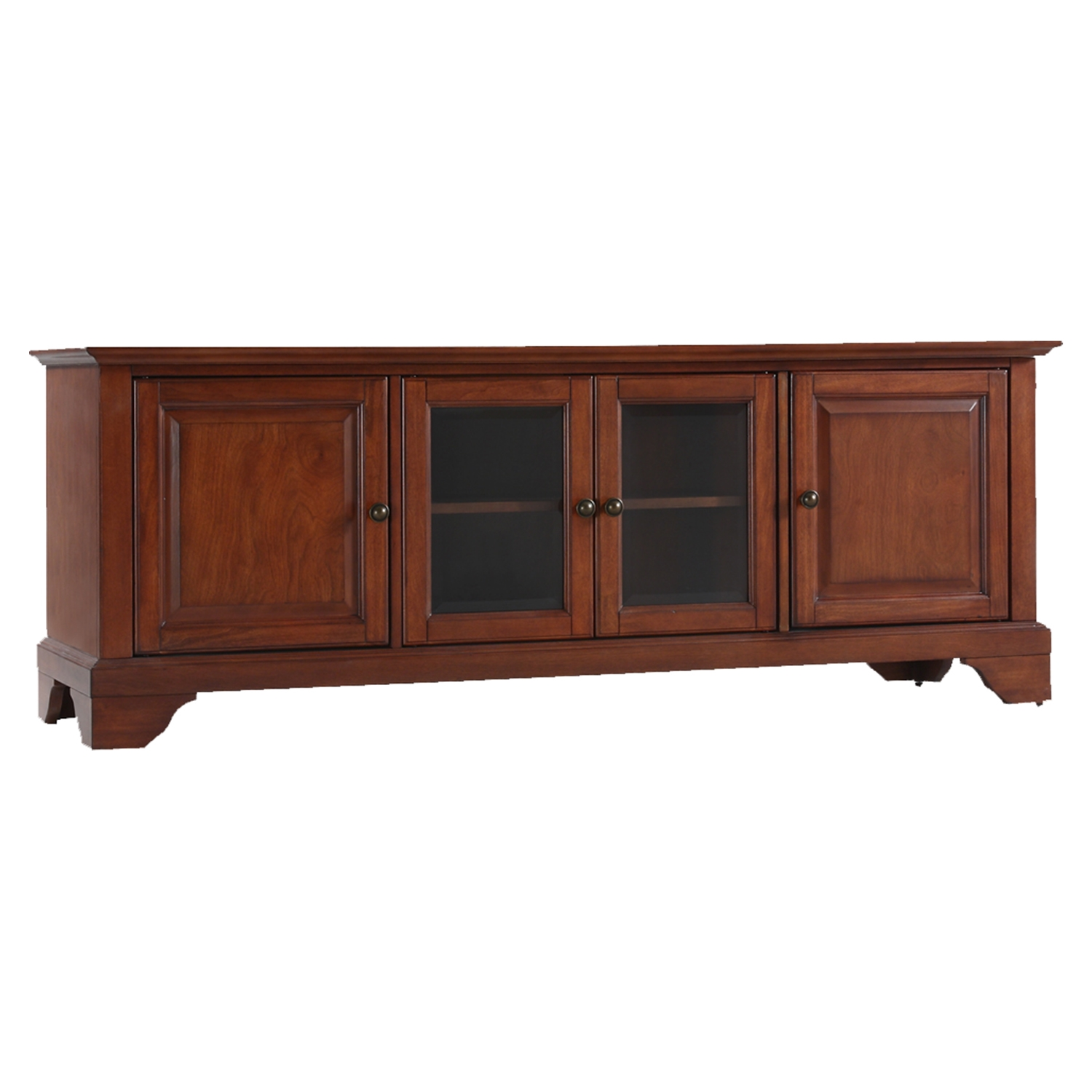 Lafayette 60quot Low Profile Tv Stand Classic Cherry Dcg