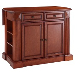 Kitchen Island With Drop Leaf Furniture Sets Breakfast Bar Top Classic