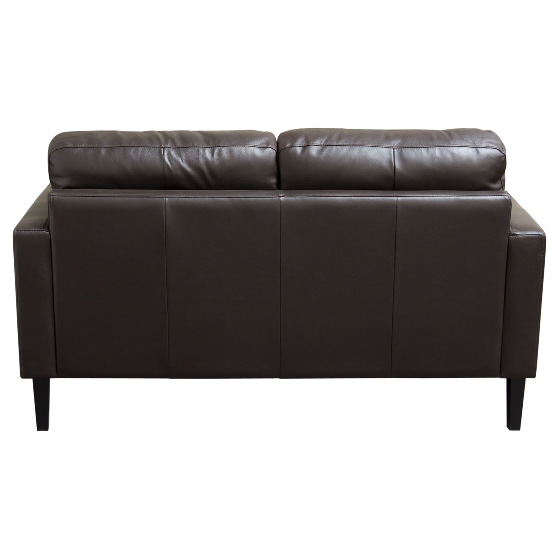 tosh furniture dark brown sofa set seats and sofas eindhoven adres omega 2 pieces full leather chocolate