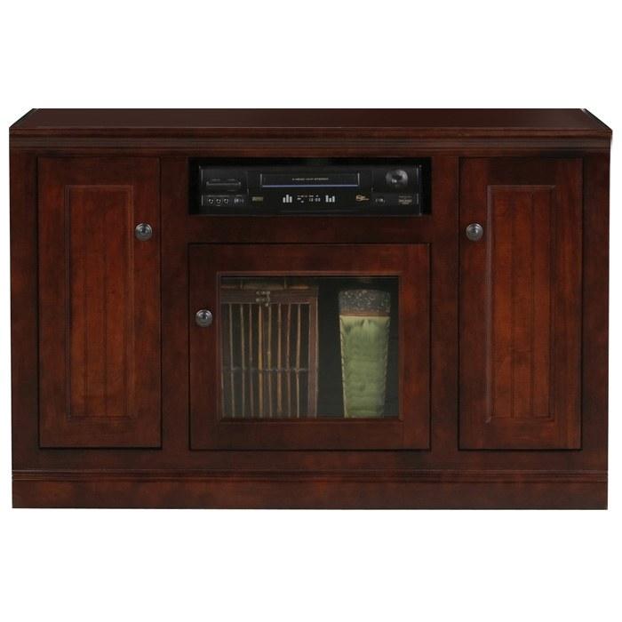 """Coastal Thin 45"""" Tall TV Cabinet"""
