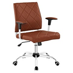 Ergonomic Chair No Armrests Light Blue Covers Lattice Leatherette Office Adjustable Height
