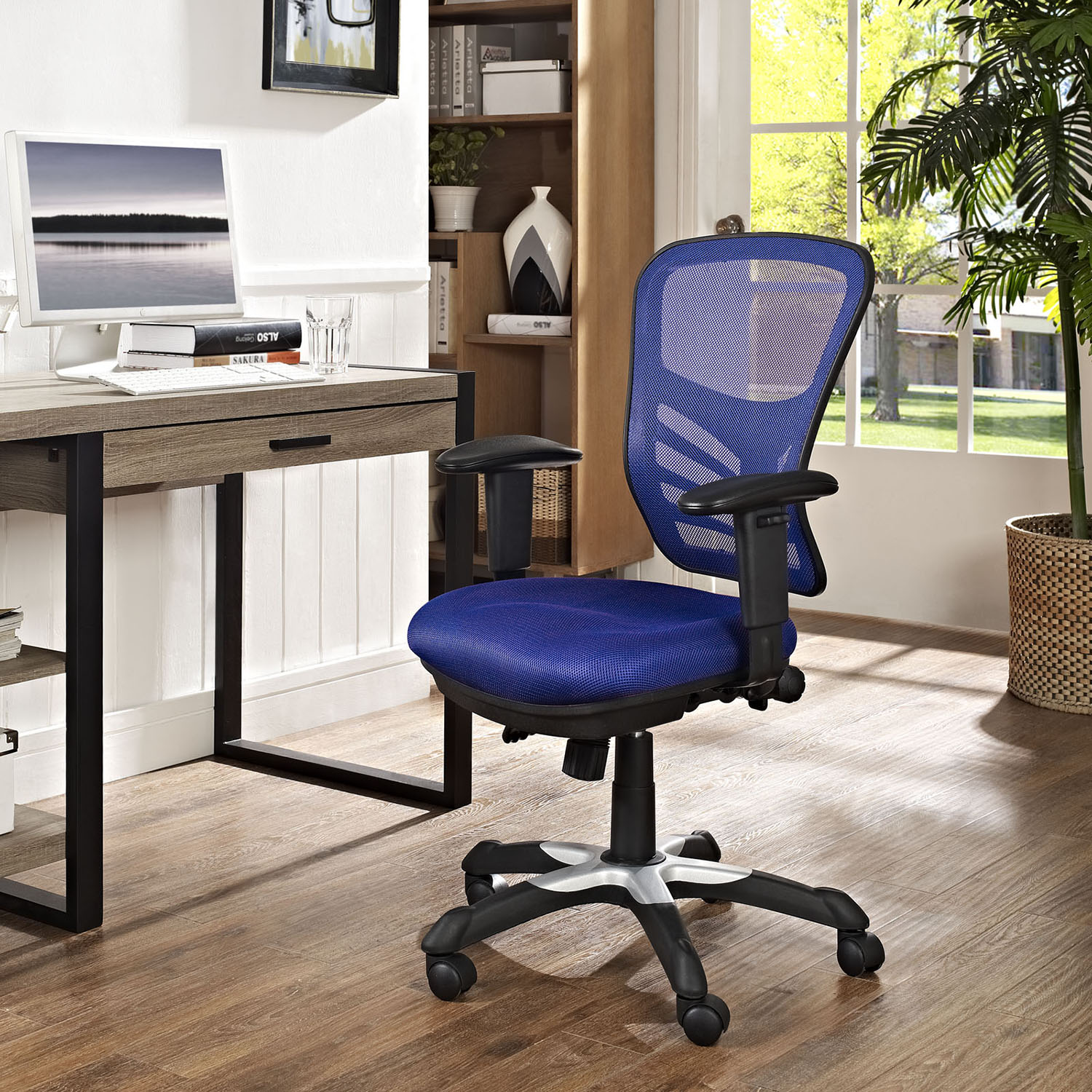 office chair adjustments small bedroom no arms articulate mesh height adjustment tilt
