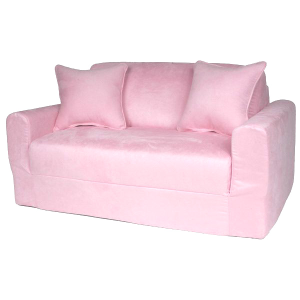 child sleeper sofa mia polovan namestaj 28 flip open bed for toddlers in pink micro suede dcg stores