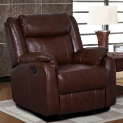 Angus Bonded Leather Reclining Sofa Chemical Free Bed Nolan Set Brown Dcg Stores