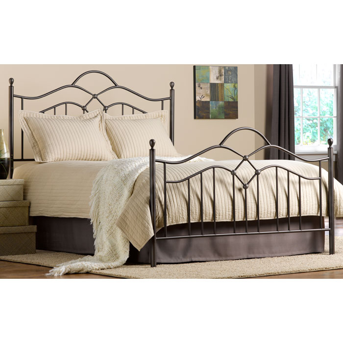 Oklahoma Bed in Bronze  DCG Stores