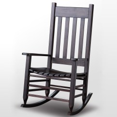 The Rocking Chair Store Canadian Tire Adirondack Covers Plantation Slat Back And Seat Mahogany