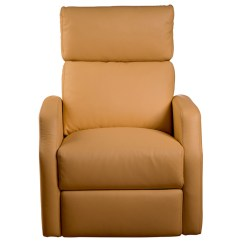 Living Room Swivel Glider Chairs Small Loveseats Furniture Sidney Contemporary Leather Recliner Chair - ...