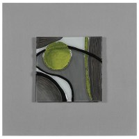 Motion II Wall Art - Abstract, Molded Glass, Square   DCG ...