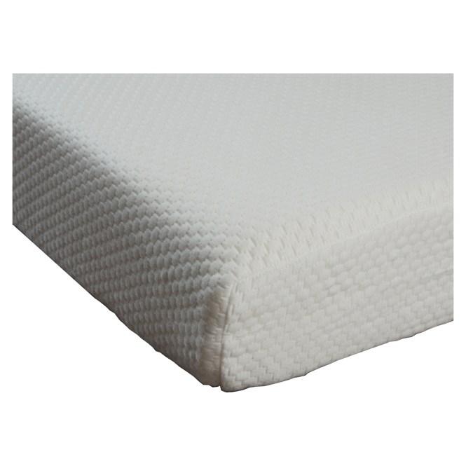 Somea Basic 6 Twin Mattress White Ss 100001