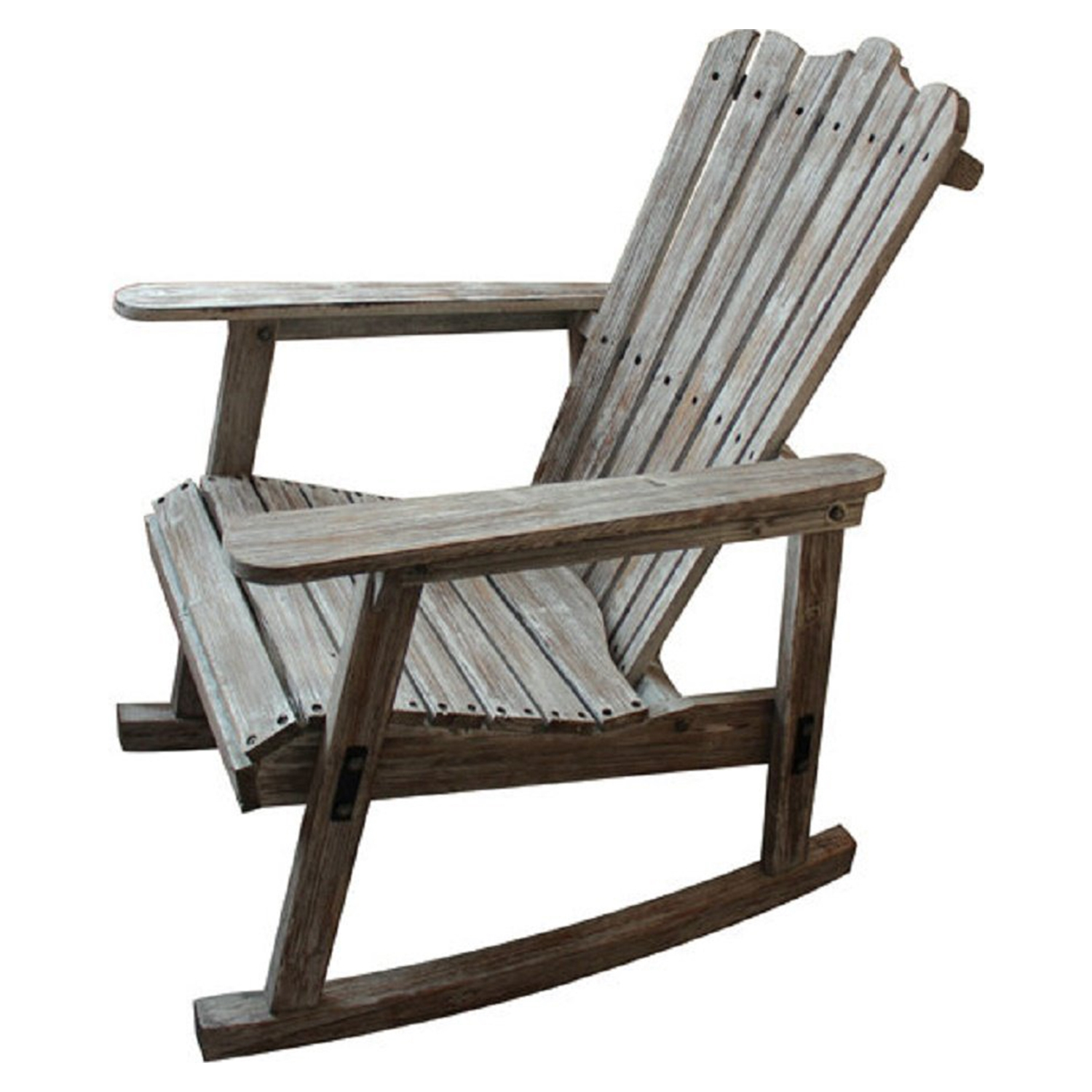 distressed adirondack chairs chair gym exercise manual rocker finish dcg stores
