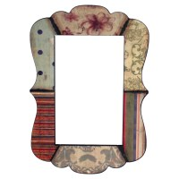 Mirror Wall Decor - Multi-Color | DCG Stores