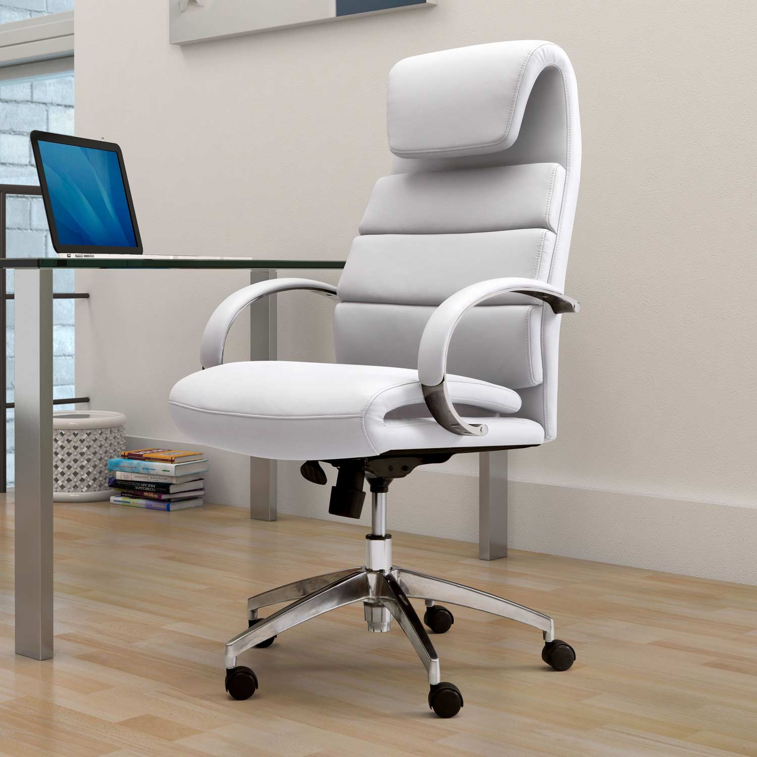 office chair comfort accessories waffle bungee target lider chrome steel white dcg stores