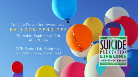 Senior Life Solutions Balloon Send Off 2019