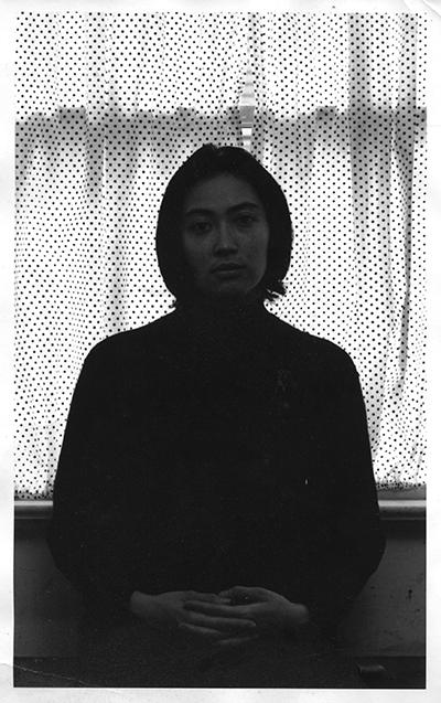 Lolita Celsi, early 1960s. Photograph by Joe Erceg.