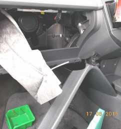 hbr glove box removed jpg [ 1136 x 852 Pixel ]