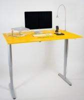 Hohenverstellbarer Schreibtisch Ikea
