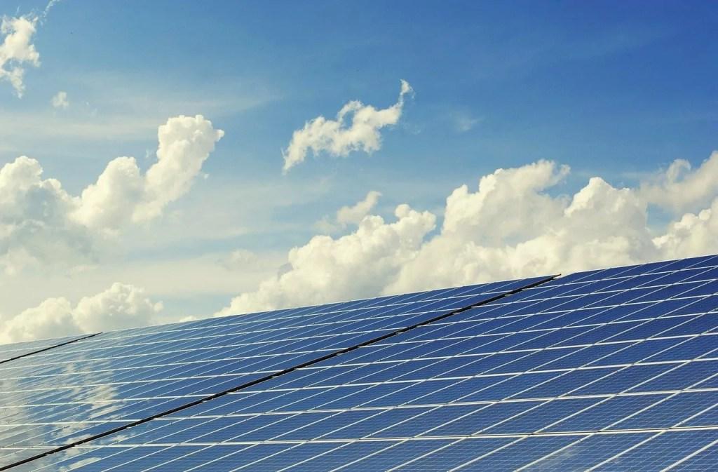 Eficiência energética - energia solar