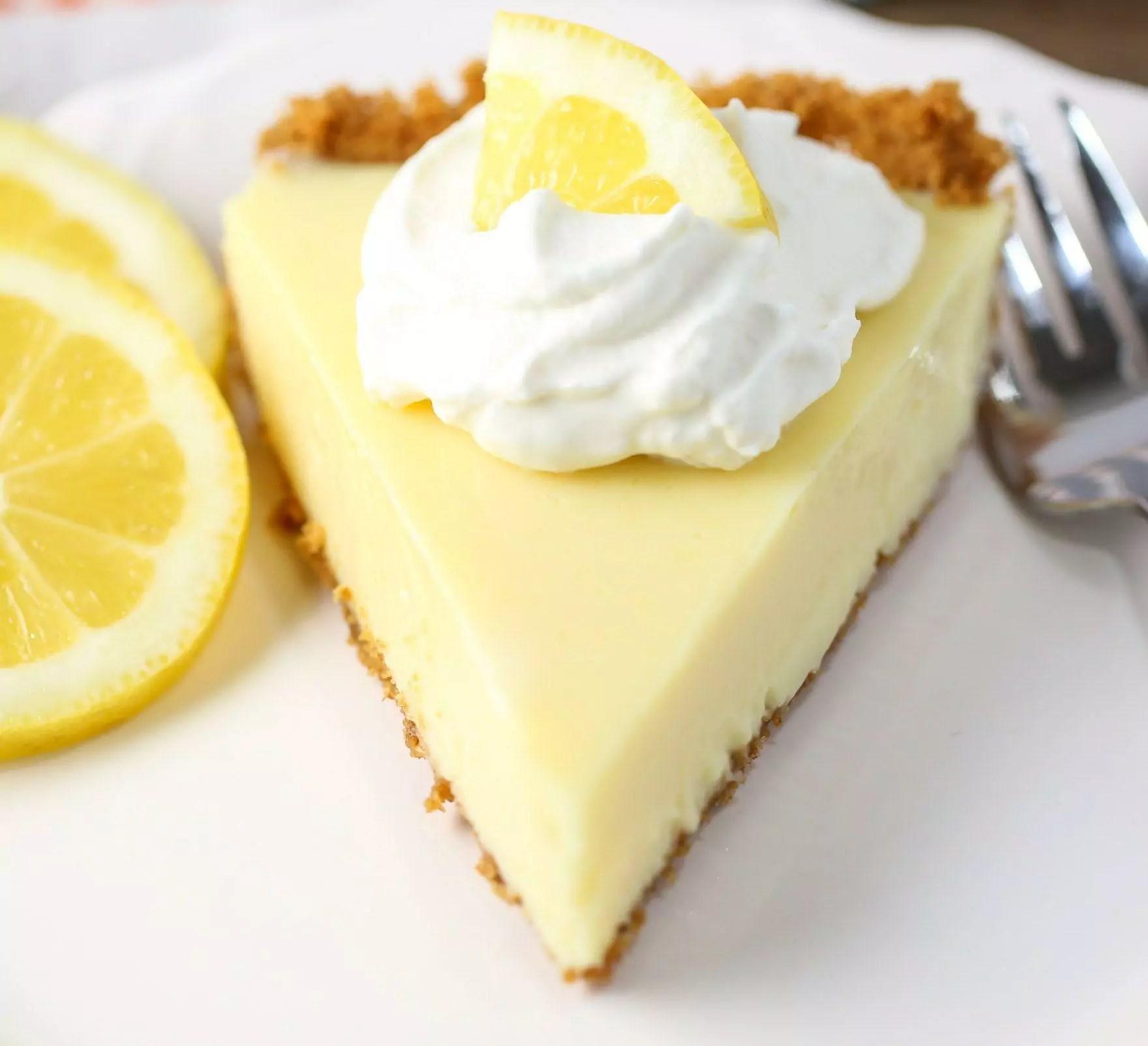 receitas de torta de limão
