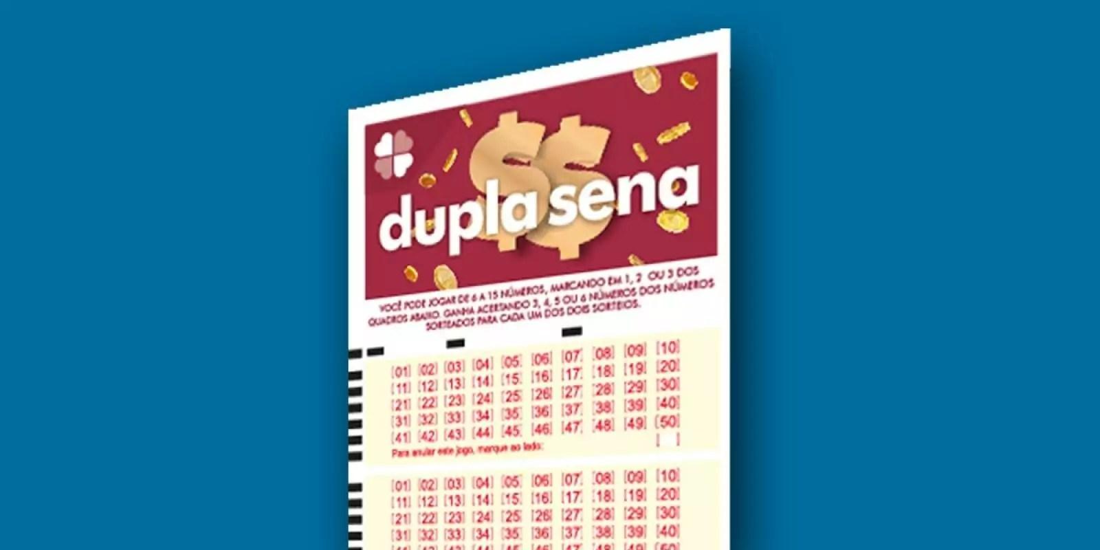 Dupla Sena: resultado do concurso 2110