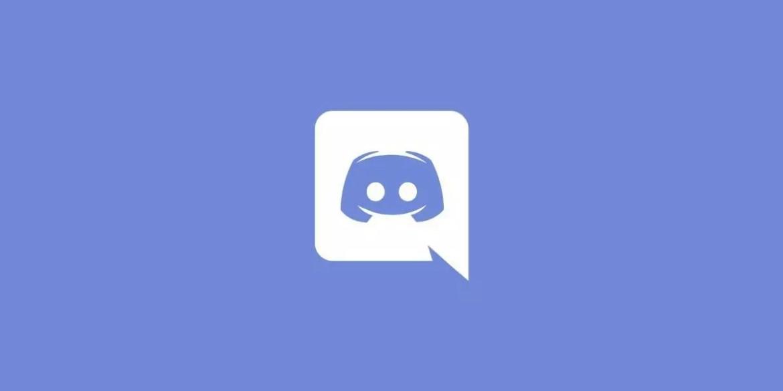 Imagem mostra o logotipo do discord chamadas de vídeo