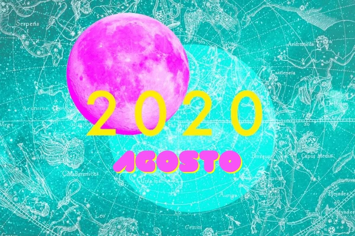 Horóscopo de agosto 2020