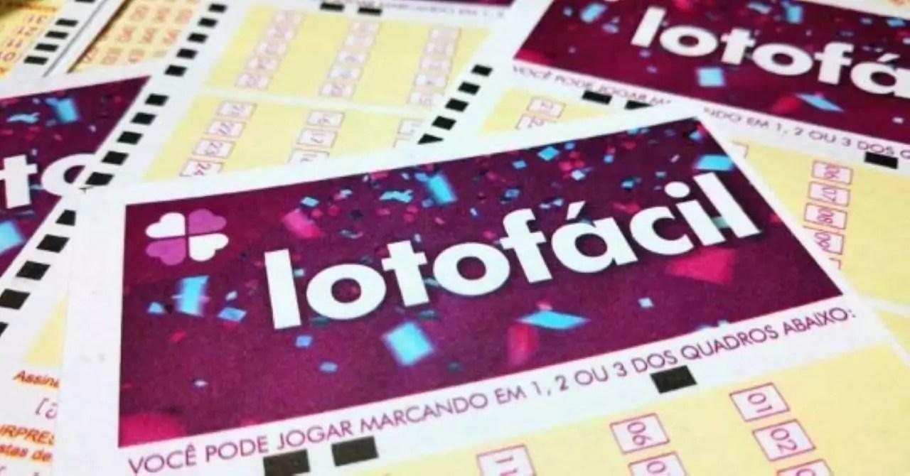 Lotofácil concurso 2007
