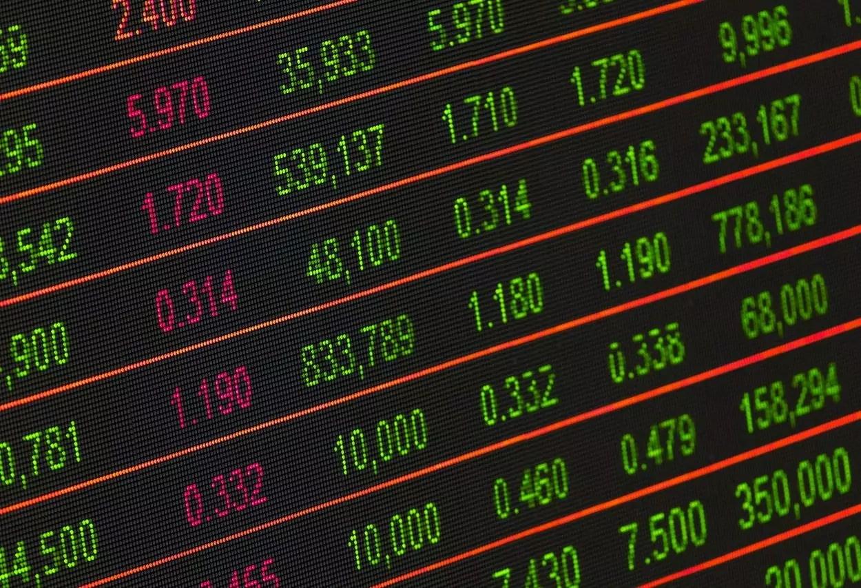 Mercados de ações da Ásia