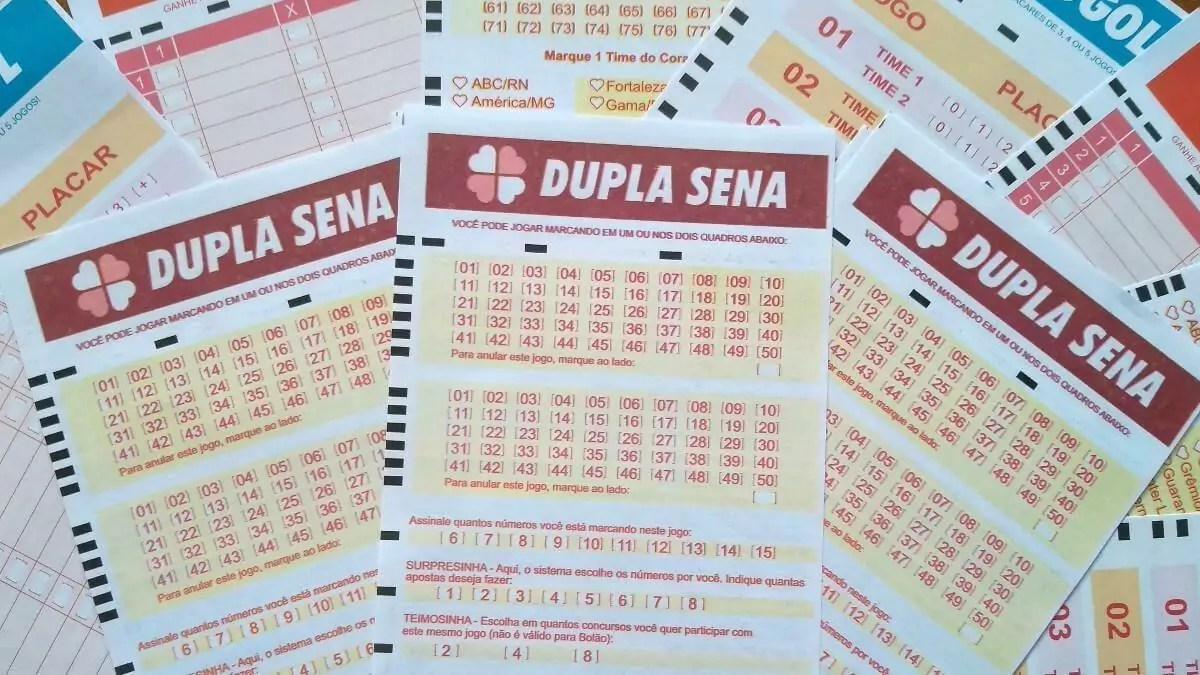 Dupla Sena concurso
