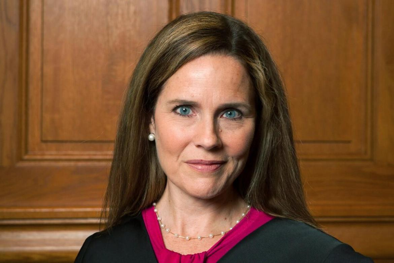 juíza conservadora Amy Coney Barrett