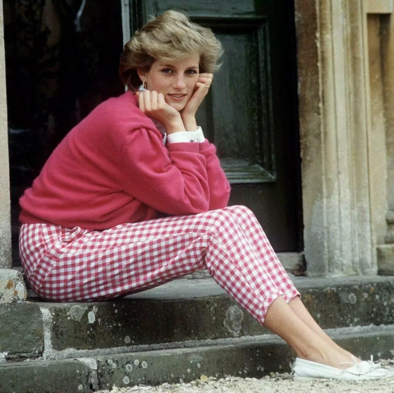 polêmicas da Princesa Diana