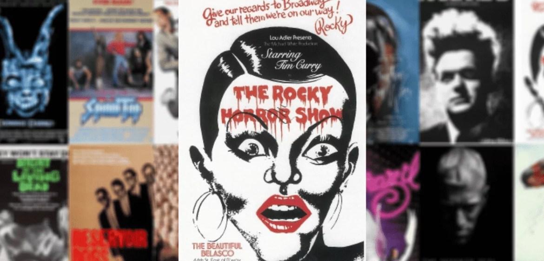 The Rocky Horror Picture Show é um dos melhores filmes cult
