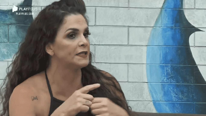 A Fazenda 2020: Luiza bate boca com Mateus no ao vivo e coloca peão em saia justa