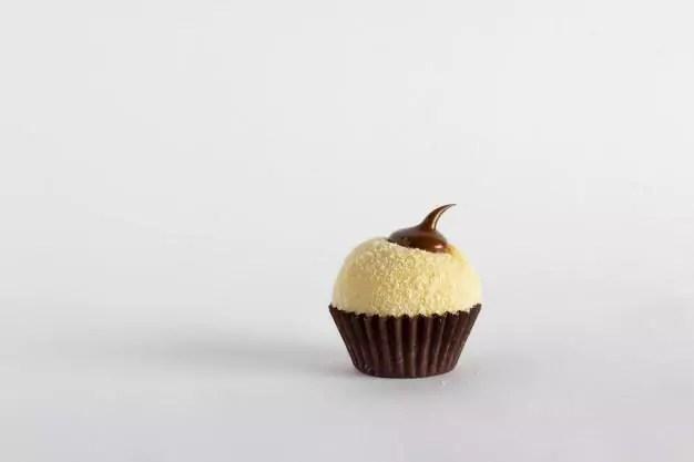 Brigadeiro ninho com nutella