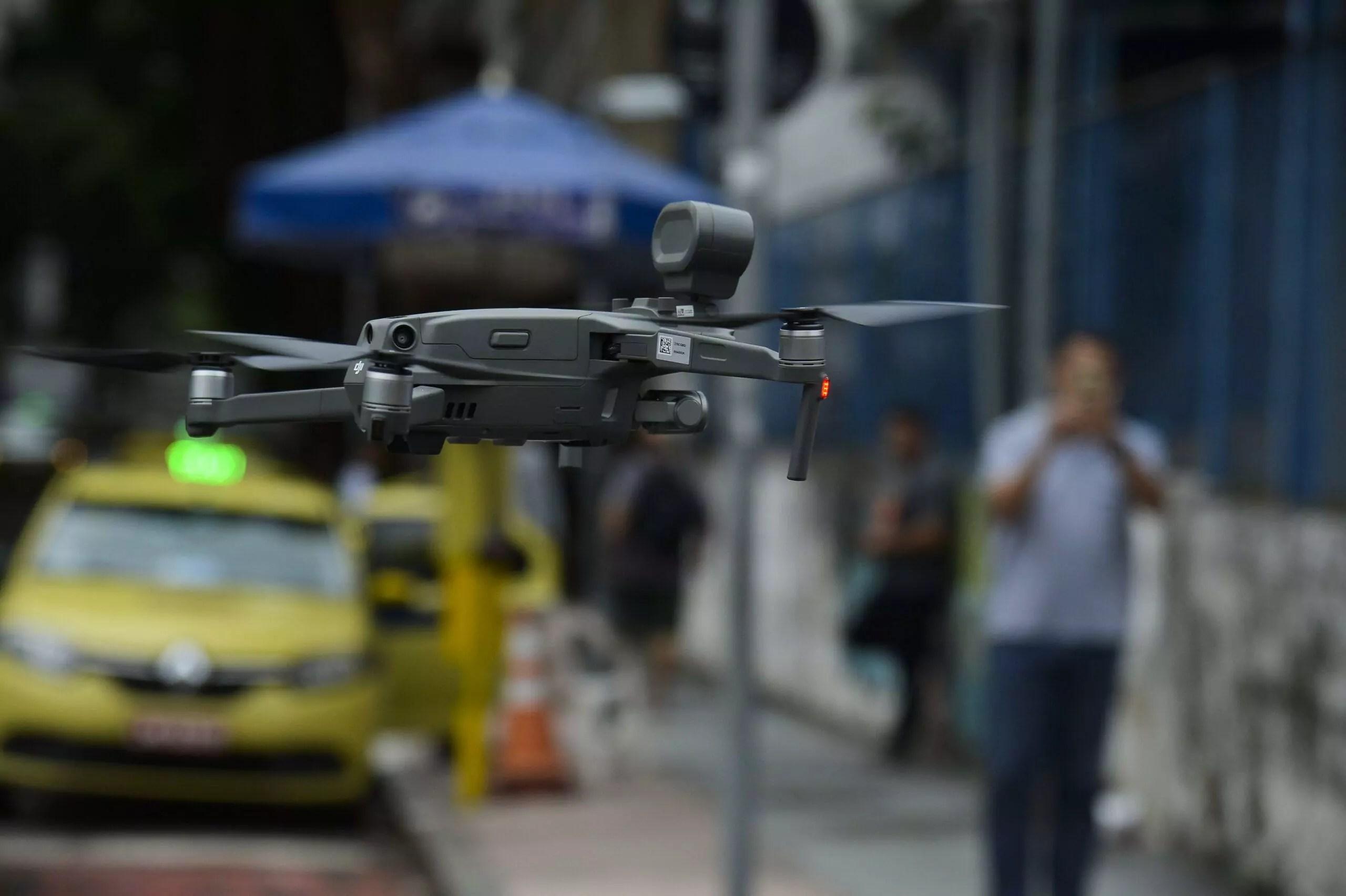 Eleições 2020: drones fiscalizarão locais de votação. Foto: Tomaz Silva/Agência Brasil