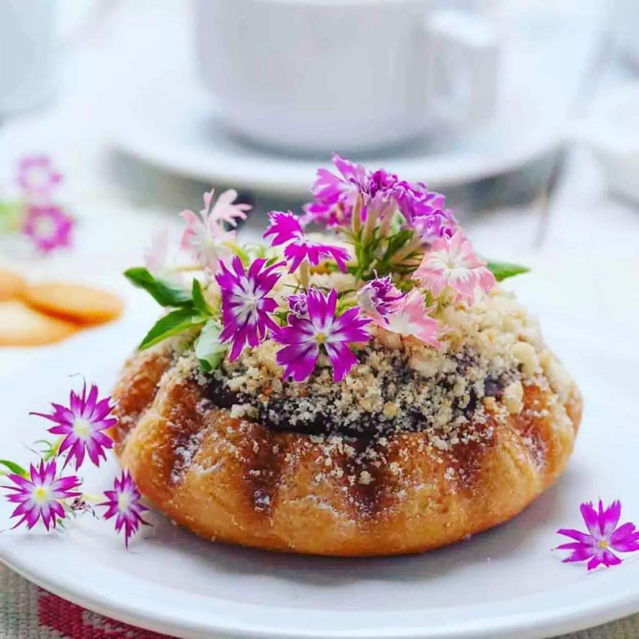 flores comestíveis quais são e receitas