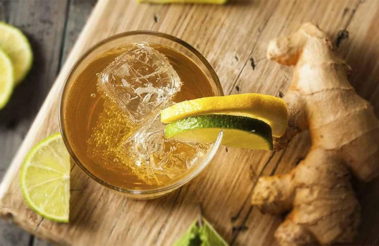 o que é a ginger beer