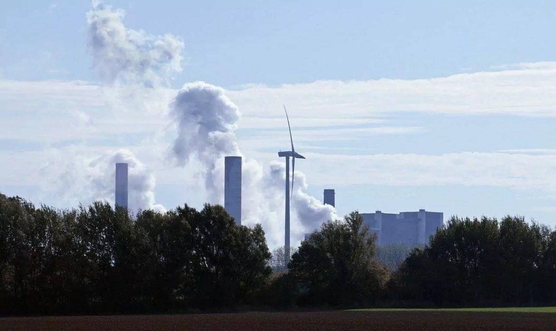 poluição do ar matou