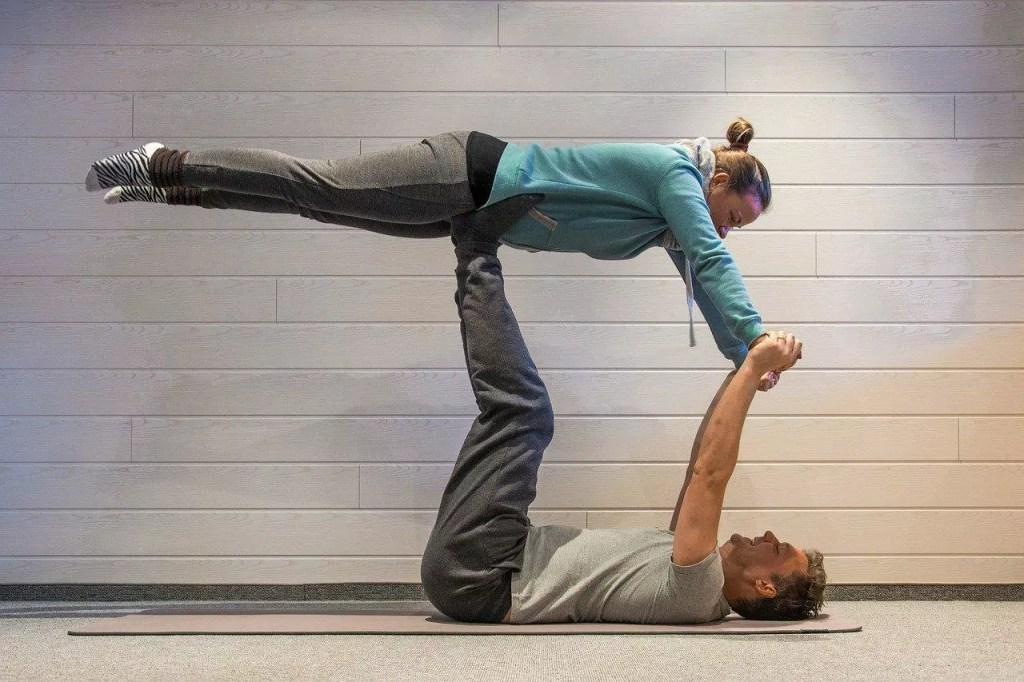 Yoga a dois