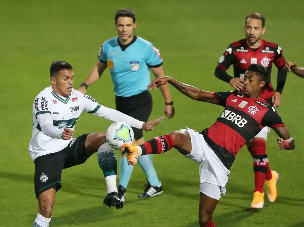 Flamengo pode dormir na liderança do Brasileirão