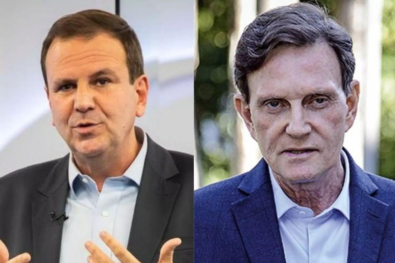 Eleições 2020: Datafolha revela que Paes está a frente de Crivella na preferência dos cariocas
