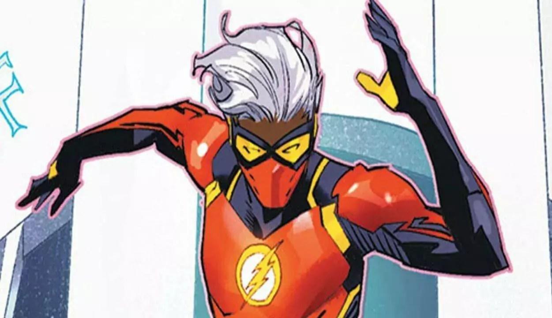 Flash não binário