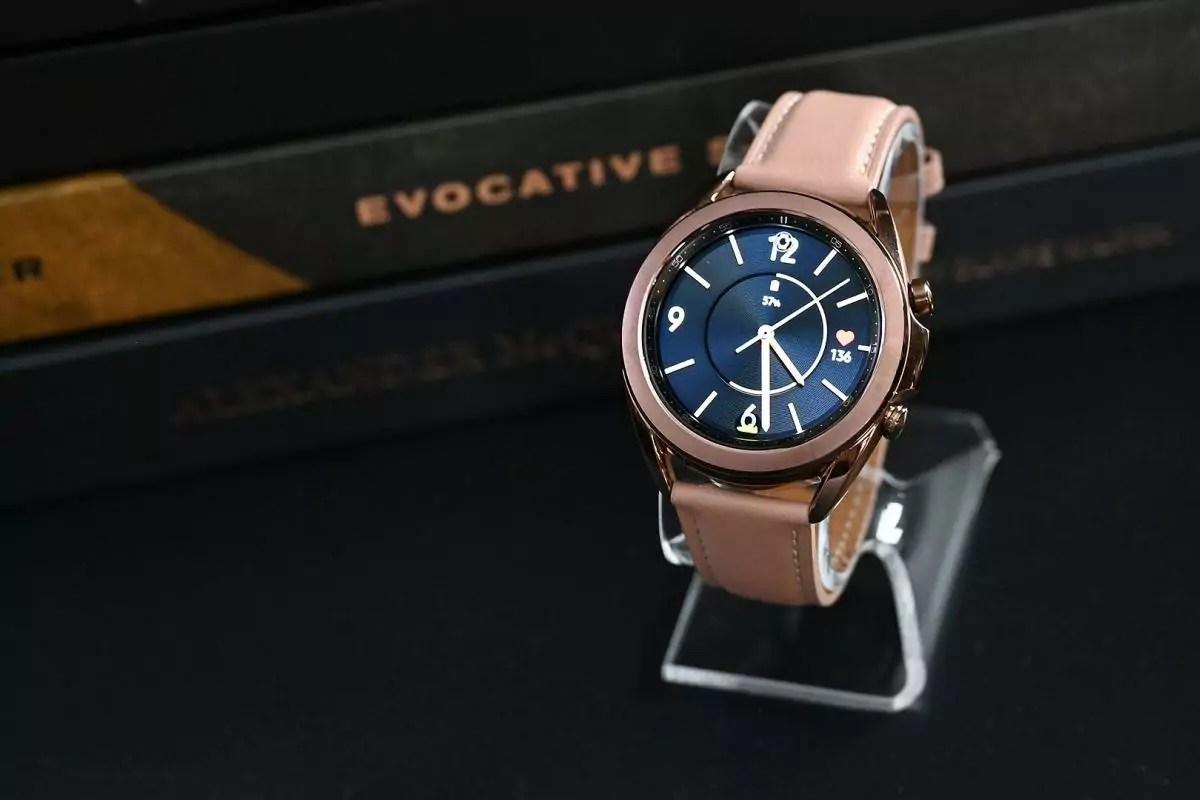 Black Friday: Smartwatch Galaxy Watch 3