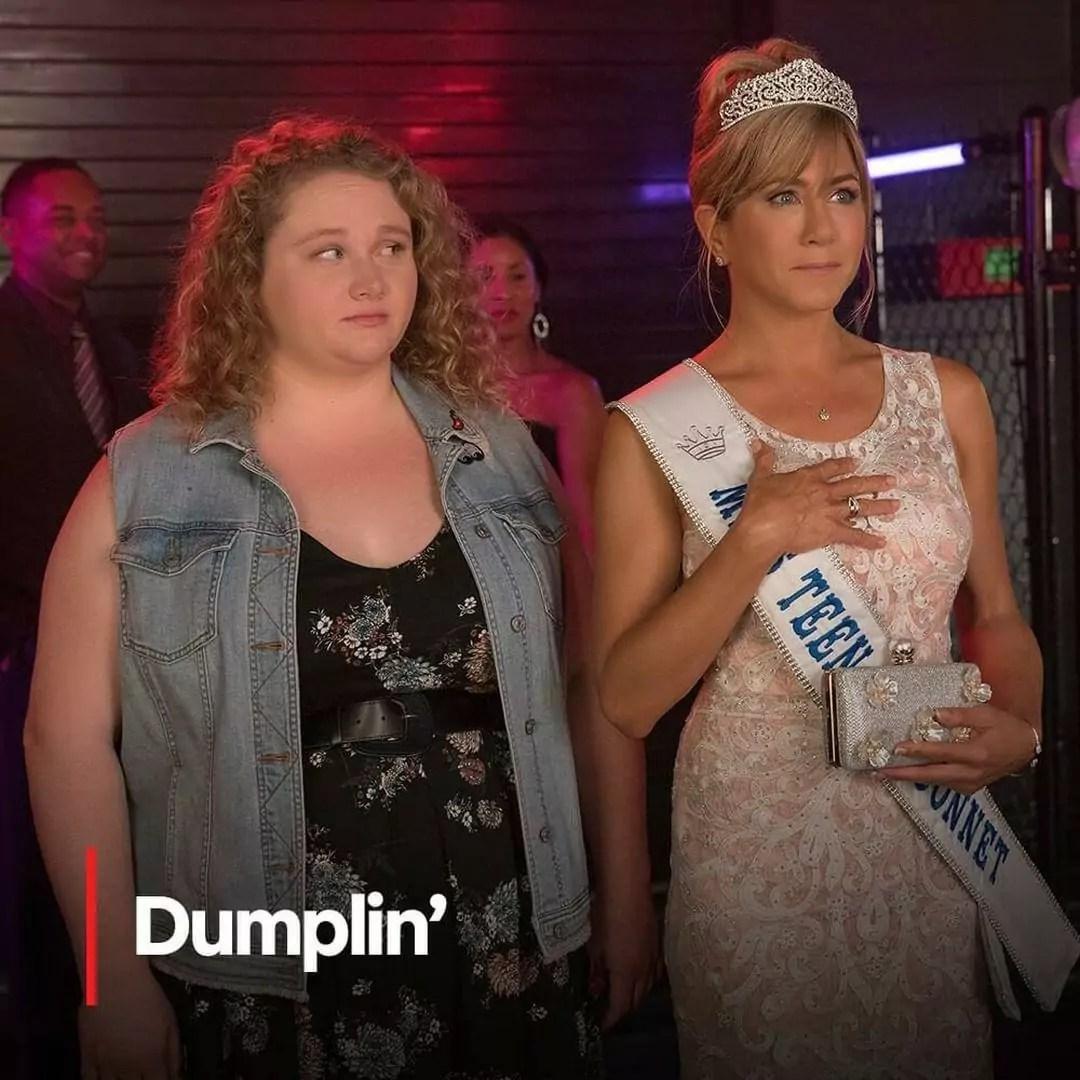 Imagem mostrando uma cena do filme Dumplin '