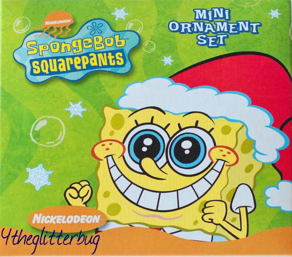 Spongebob Squarepants Christmas Pictures