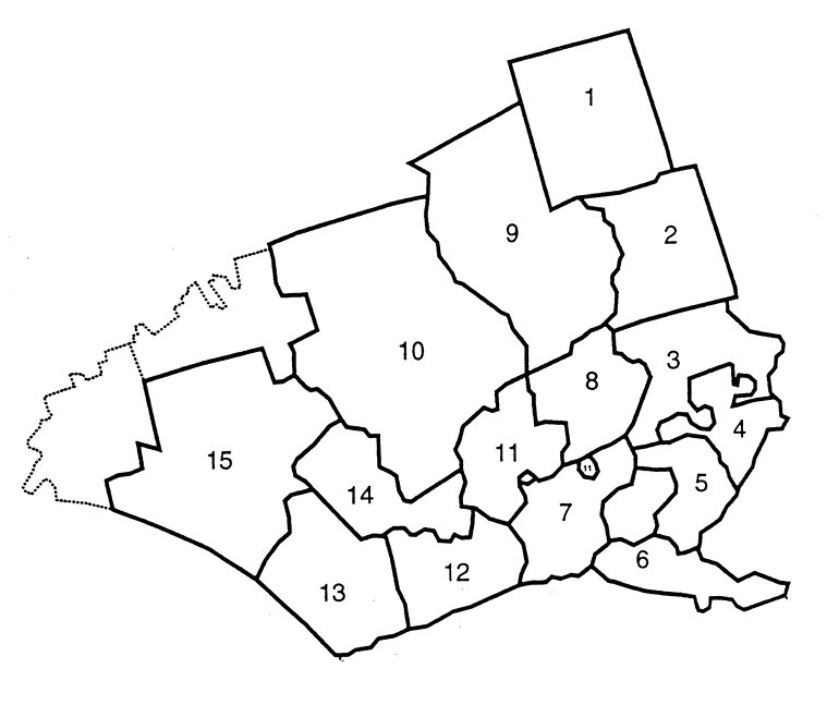 About Us / Our Districts