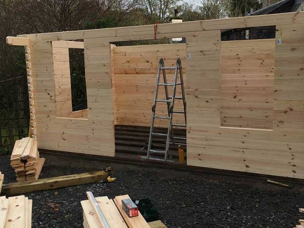 shed and cabin assembly dc landscapes