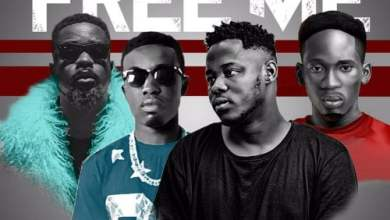 Photo of Medikal ft Mr Eazi , Criss Waddle & Sarkodie – Free Me (Prod. by Magnom)