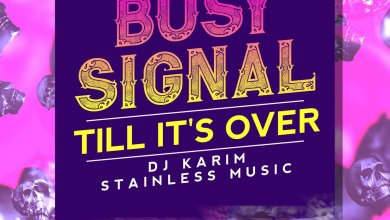 Photo of Busy Signal – Till Its Over